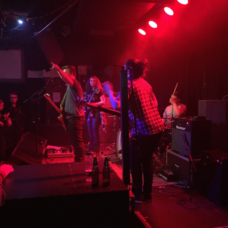 HUSH Headline gig at The Leadmill